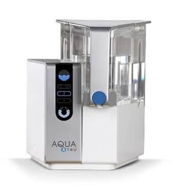 AQUA TRU Countertop 4 Stages Ultra Reverse Osmosis