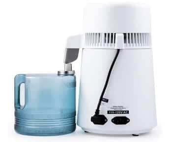 Co-Z DWD-ZB01-00 Water Distiller