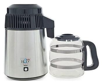 H2O Labs Best in Class Water Distiller