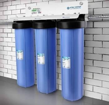 APEC Water Systems CB3-SED-IRON-CAB20-BB