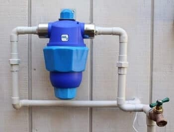 Hardless NG Lotus Whole House Water Filter and Conditioner