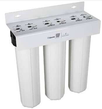 Home Master HMF2SmgCC Whole House 3-Stage Water Filter